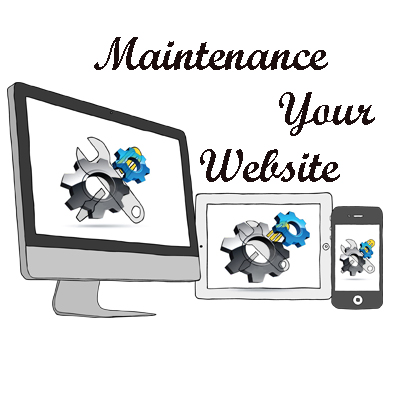 website maintenance services in india